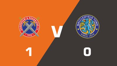 Highlights: Dagenham and Redbridge vs Macclesfield Town