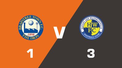 Highlights: Braintree Town vs Havant & Waterlooville