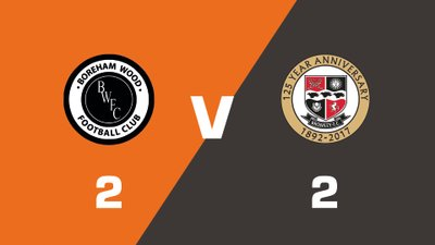 Highlights: Boreham Wood vs Bromley