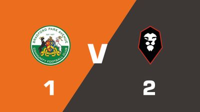 Highlights: Bradford Park Avenue vs Salford City