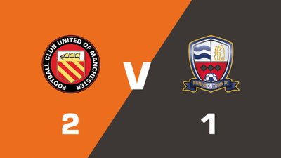 Highlights: FC United Of Manchester vs Nuneaton Town