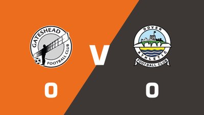 Highlights: Gateshead vs Dover Athletic