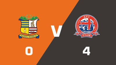 Highlights: Solihull Moors vs AFC Fylde