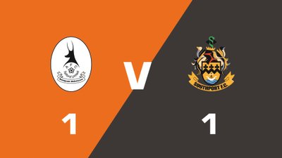 Highlights: AFC Telford United vs Southport