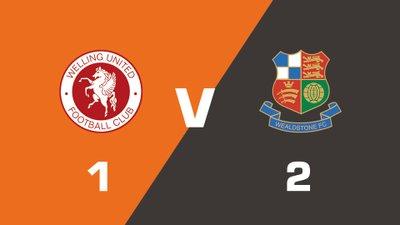 Highlights: Welling United vs Wealdstone