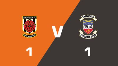 Highlights: Chorley vs Tamworth