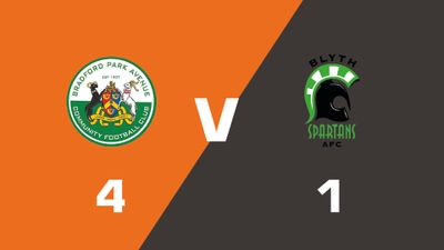 Highlights: Bradford Park Avenue vs Blyth Spartans
