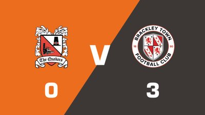 Highlights: Darlington vs Brackley Town