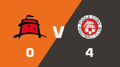 Highlights: Eastbourne Borough vs Poole Town