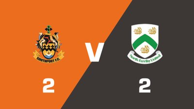 Highlights: Southport vs North Ferriby United