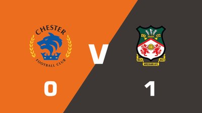 Highlights: Chester vs Wrexham