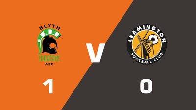Highlights: Blyth Spartans vs Leamington