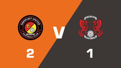 Highlights: Ebbsfleet United vs Leyton Orient