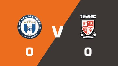 Highlights: FC Halifax Town vs Woking