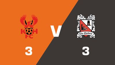Highlights: Kidderminster Harriers vs Darlington