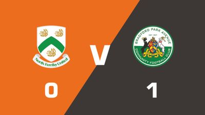 Highlights: North Ferriby United vs Bradford Park Avenue