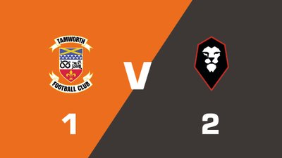 Highlights: Tamworth vs Salford City