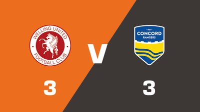 Highlights: Welling United vs Concord Rangers