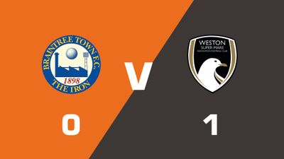 Highlights: Braintree Town vs Weston-Super-Mare