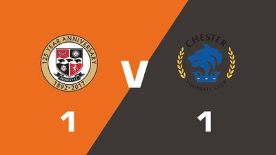 Highlights: Bromley vs Chester