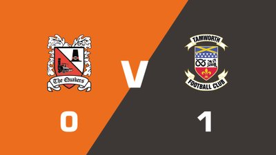 Highlights: Darlington vs Tamworth