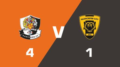 Highlights: Dartford vs Gloucester City