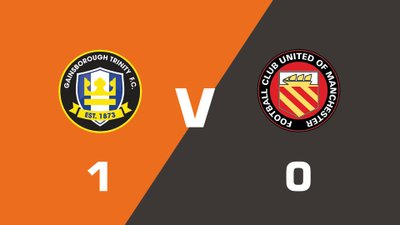 Highlights: Gainsborough Trinity vs FC United Of Manchester