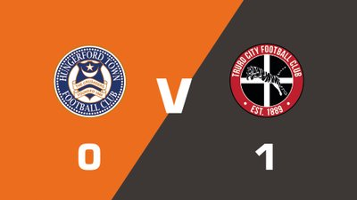 Highlights: Hungerford Town FC vs Truro City