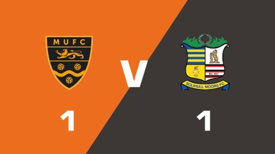 Highlights: Maidstone United vs Solihull Moors