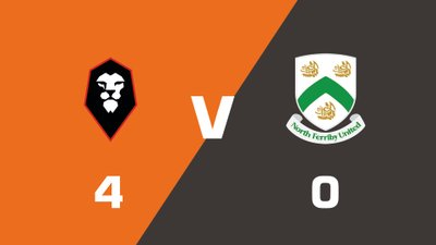 Highlights: Salford City vs North Ferriby United