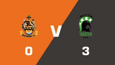 Highlights: Southport vs Blyth Spartans
