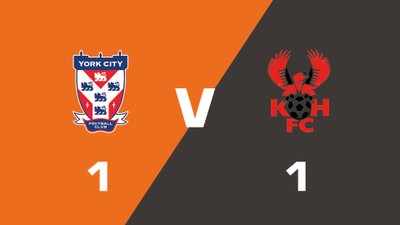 Highlights: York City vs Kidderminster Harriers