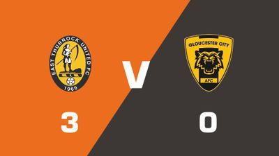 Highlights: East Thurrock United vs Gloucester City