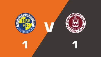 Highlights: Havant & Waterlooville vs Chelmsford City