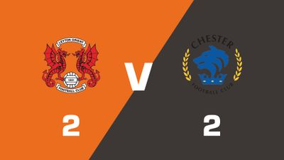 Highlights: Leyton Orient vs Chester