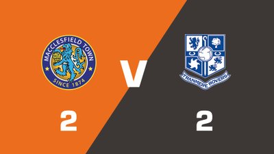 Highlights: Macclesfield Town vs Tranmere Rovers