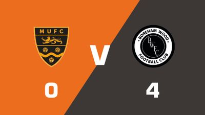 Highlights: Maidstone United vs Boreham Wood