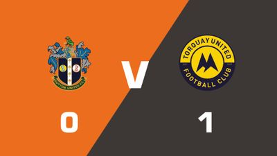 Highlights: Sutton United vs Torquay United