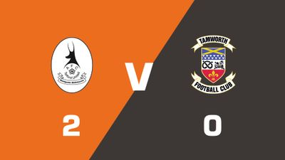 Highlights: AFC Telford United vs Tamworth