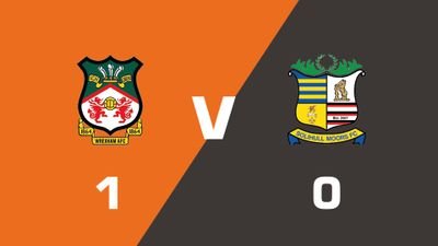 Highlights: Wrexham vs Solihull Moors