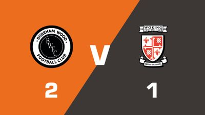 Highlights: Boreham Wood vs Woking
