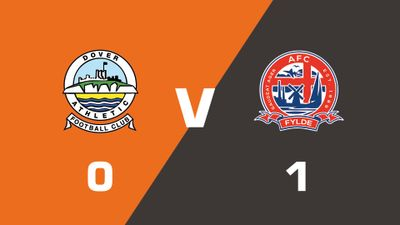 Highlights: Dover Athletic vs AFC Fylde