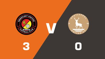 Highlights: Ebbsfleet United vs Hartlepool United