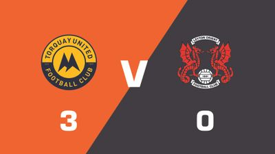 Highlights: Torquay United vs Leyton Orient