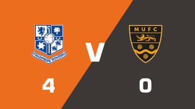 Highlights: Tranmere Rovers vs Maidstone United