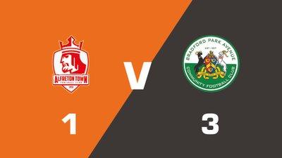 Highlights: Alfreton Town vs Bradford Park Avenue