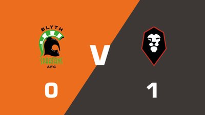 Highlights: Blyth Spartans vs Salford City