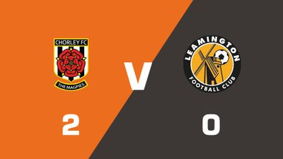 Highlights: Chorley vs Leamington