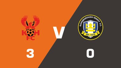 Highlights: Kidderminster Harriers vs Gainsborough Trinity