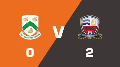 Highlights: North Ferriby United vs Nuneaton Town